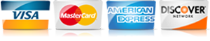 For AC in Bloomer WI, we accept most major credit cards.